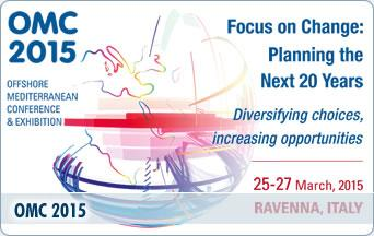 OMC 2015 - Offshore Mediterranean Conference in Ravenna