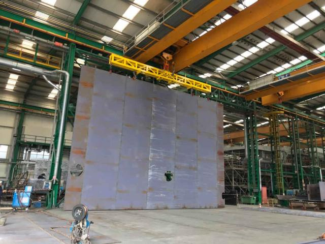 Centered single attachment point Lifting Beam