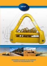 Catalogo Accessori Sollevamento Piastre per Posizionamento Tubi SIRTEF