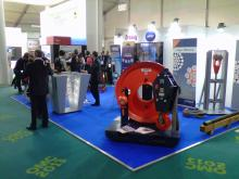 SIRTEF Stand at OMC in 2013