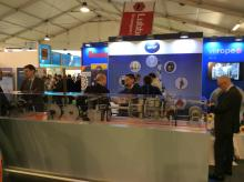 OMC 2015 exhibition - Reproduction of Closing Machine