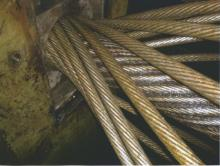 Steel Wire Ropes Production