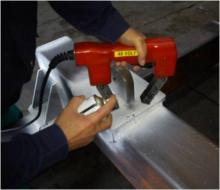 Magnetic Particle testing of lifting equipments